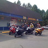 "Last gas in Washington before crossing over into Hood River, OR.  Click on ""Map This"" to see where."