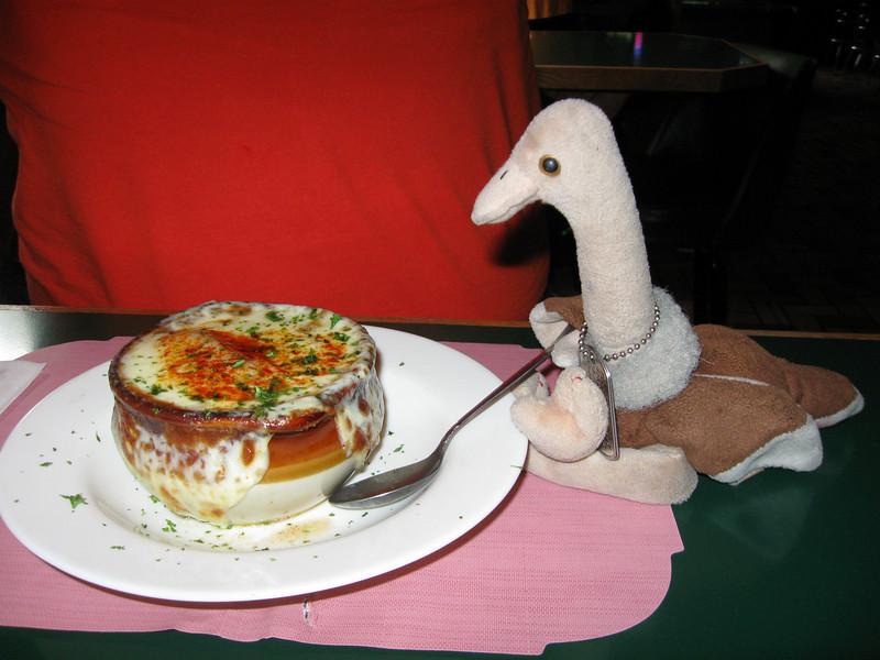 Mmmm... French Onion Soup!