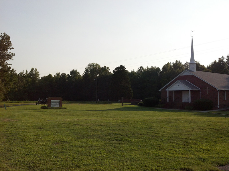 Indian Baptist Church