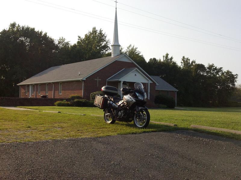 Indian Baptist Church