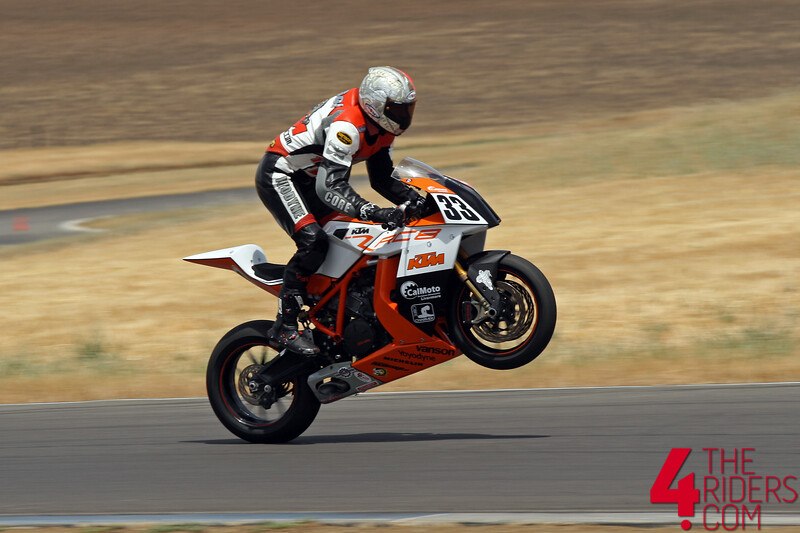 ktm rc8 wheelie gogo tag team