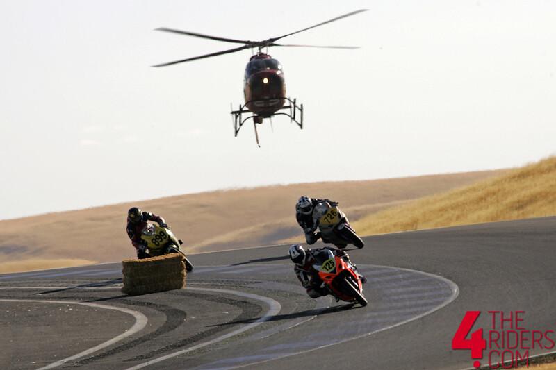 thunderhill helecopter landing