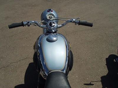 AHRMA at Sandia, April 2003