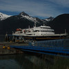 Our Alaska Marine Hwy Ferry, the Matanuska.