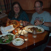 My hosts in Eagle River, Don and Donna. Good friends who moved to Alaska several years ago.