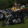 Shakedown ride. I loaded up as I plan to be loaded for Alaska, and rode down to the ADVrider Eastern Rendezvoo in NC and camped out. Bike rode well, and gear was all accessable.