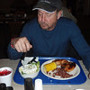 Dinner at Prudhoe Bay Hotel.  $110 per person includes room and meals.