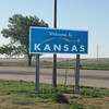 Ride over. Nuthin more to see. Just wick it up and get on across Kansas. Wow it was HOT.