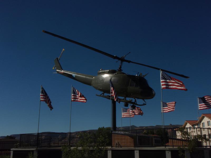 Viet Nam Vet memorial at Grand Junction CO