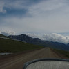 Following the Pipeline across the tundra and headed to the mountains.