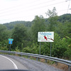 Entered Virginia on route 80 near the Breaks Interstate Park.