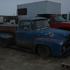 Two young farm boys from Indiana drove this truck all the way up to Prudhoe Bay.