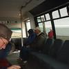 Our tour bus.