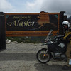 To get to Skagway you have to leave Alaska, then cross back into Alaska.
