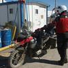 John gets his gas at Deadhorse.