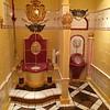 Fancy toilet!