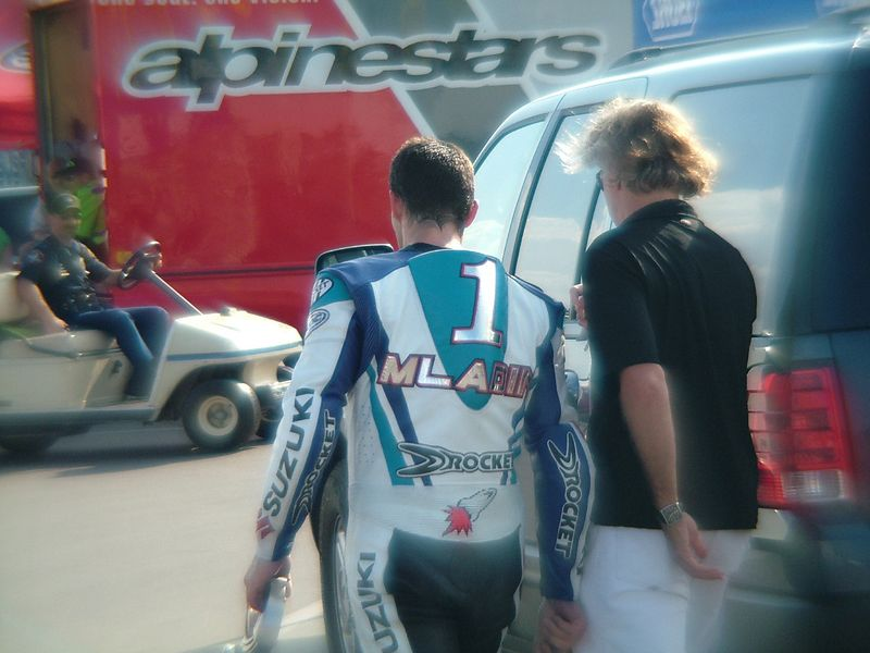 Matt Mladin - Four time AMA Superbike Champion