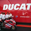 Eric Bostrom's Ducati Austin Crew
