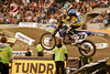 Chad Reed making up time