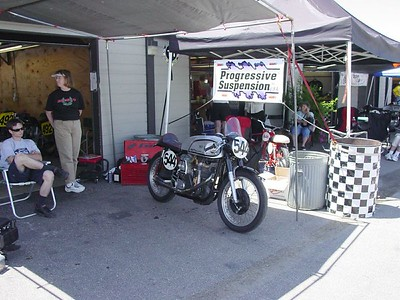 Vintage Days 039 - Norton Manx