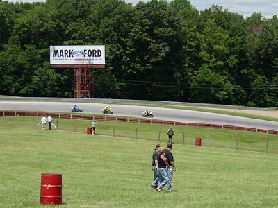 Vintage Days 055 - More Vintage Racers