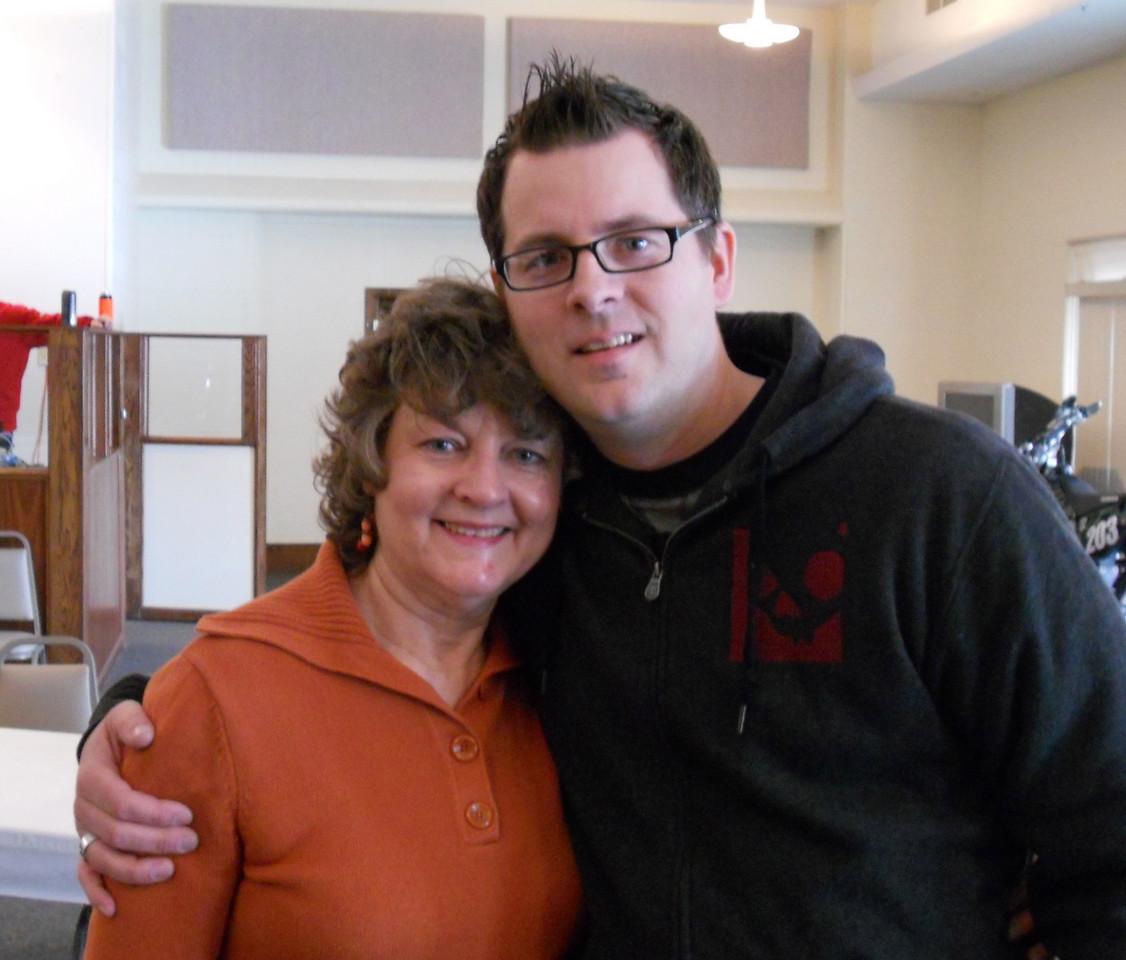 Carolyn Davis<br /> Matt Davis