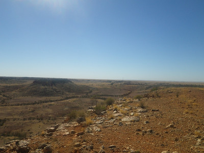 View from Deon's Lookout