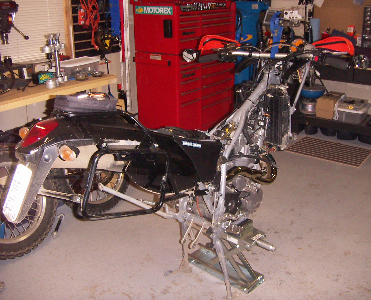 winter teardown '05