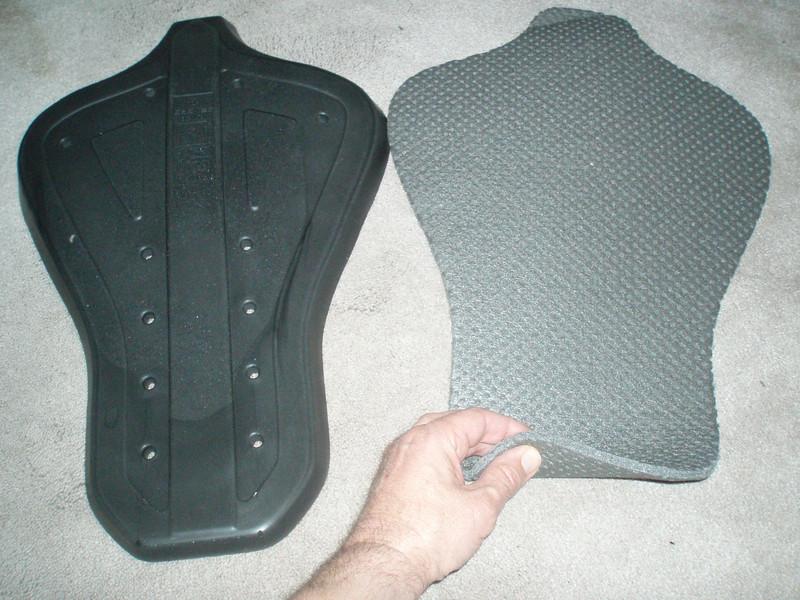 "Sas-Tec back pad - AWESOME!<br />  <a href=""http://www.revzilla.com/product/revit-sas-tec-back-protector"">http://www.revzilla.com/product/revit-sas-tec-back-protector</a>"