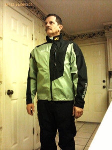 SUMMER GORE TEX RAIN GEAR