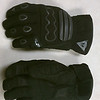 "I have been searching for a Gore Tex glove to wear in the 60f to 80f range and warmer in the rain. <br /> Enter the Dianese Valeta.    <br /> <br /> <a href=""http://www.revzilla.com/motorcycle/dainese-veleta-x-trafit-gore-tex-gloves"">http://www.revzilla.com/motorcycle/dainese-veleta-x-trafit-gore-tex-gloves</a>"