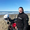 """Here I am in my REVIT! Defender Gore Tex jacket at a San Fransisco beach.<br /> <a href=""""https://www.youtube.com/watch?v=KsX1K61UN7A"""">https://www.youtube.com/watch?v=KsX1K61UN7A</a>"""