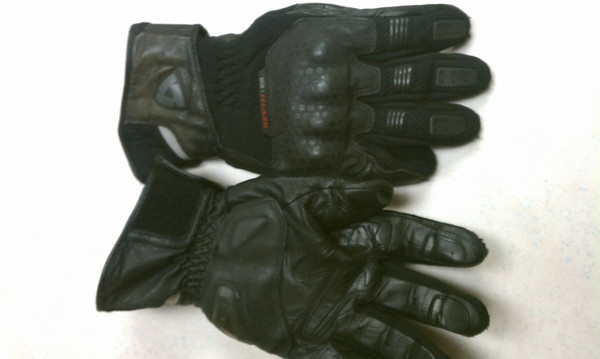 June 14, 2013: REVIT! DIRT gloves after 3 years of daily use. EXCELLENT  http://www.revzilla.com/motorcycle/revit-dirt-gloves