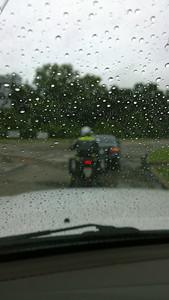 SUMMER GORE TEX RAIN GEAR