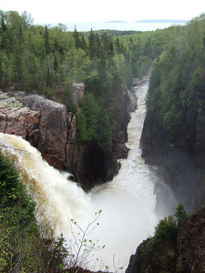 Aguabason River Gorge