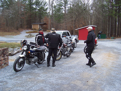 AVMA Ride 23 Jan 2010