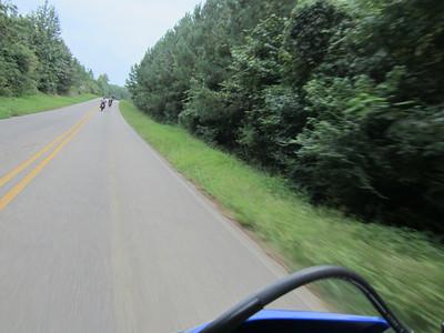 AVMA Ride Day 25 Aug 2012
