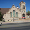 Prescott has over 500 historic buildings, I thought this was a cool looking church