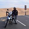 Kathy at Glamis Dunes