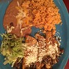 Steak taco at Don Pedros