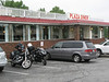 Our traditional breakfast stop at the Plaza Diner in New Paltz, NY.