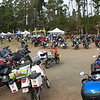 Camp Ocean Pines was the perfect venue to excite a throng of adventure riders for this year's Horizon's Unlimited California meet. It even lured a nice collection of vendors as well this year: Touratech, AltRider, Giant Loop, and others.