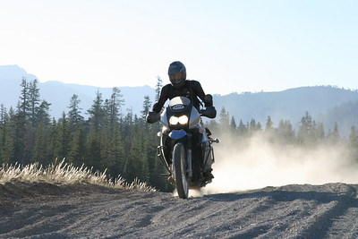 AdvRider WMRS IV near Mammoth, August 2008
