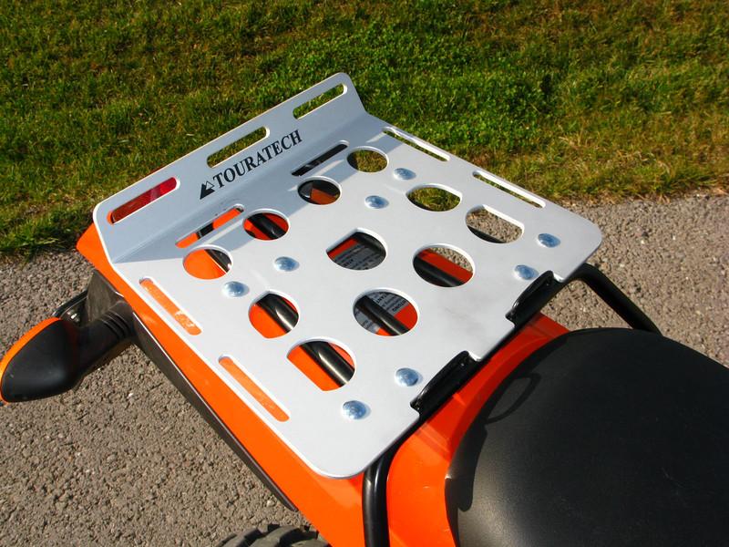 Touratech rear rack
