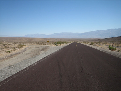 Hwy178 (Trona-Wildrose Rd.) and Nadeau Rd. Which way?