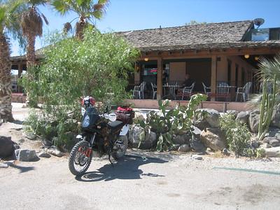 Panamint Springs resort.