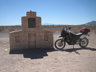 Father Crowley memorial.
