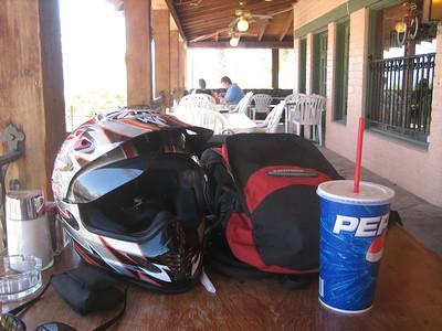 Pit stop at Panamint Springs.
