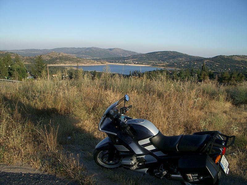 Scenic view in the Sierra de Guadarramas