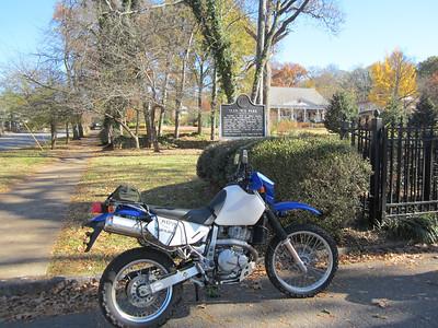 Jefferson County Glen Iris Park Historic District
